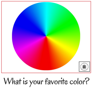 What is your favorite color