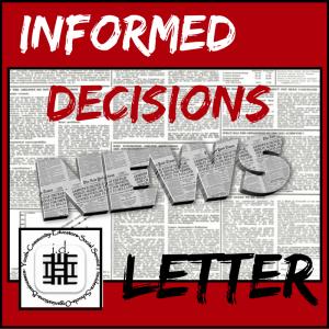 Informed Decisions Newsletter