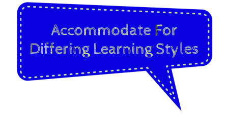 accommodate-for-differing-learning-styles