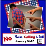 No Name Calling Week