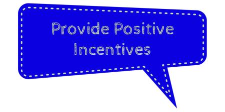 provide-positive-incentives