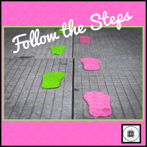 Follow-the-steps