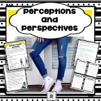 Perceptions and Perspectives Lesson Plan and Class Activity