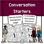 Conversation Starters - Social Distancing for College Students